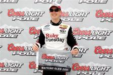 2011 WGI Aug NNS Kurt Busch Pole