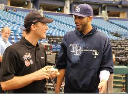 Harvick and David Price