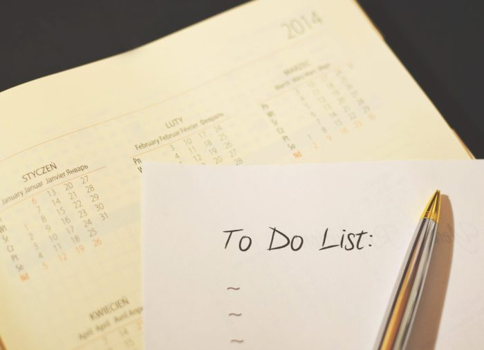 New Year Financial Checklist for 2020
