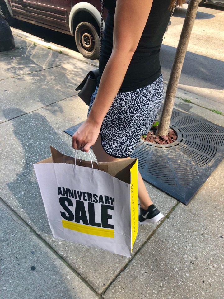 How to Shop Sales 2.0