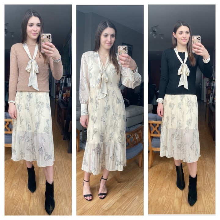 From Hot to Cold – Styling a Dress for Winter