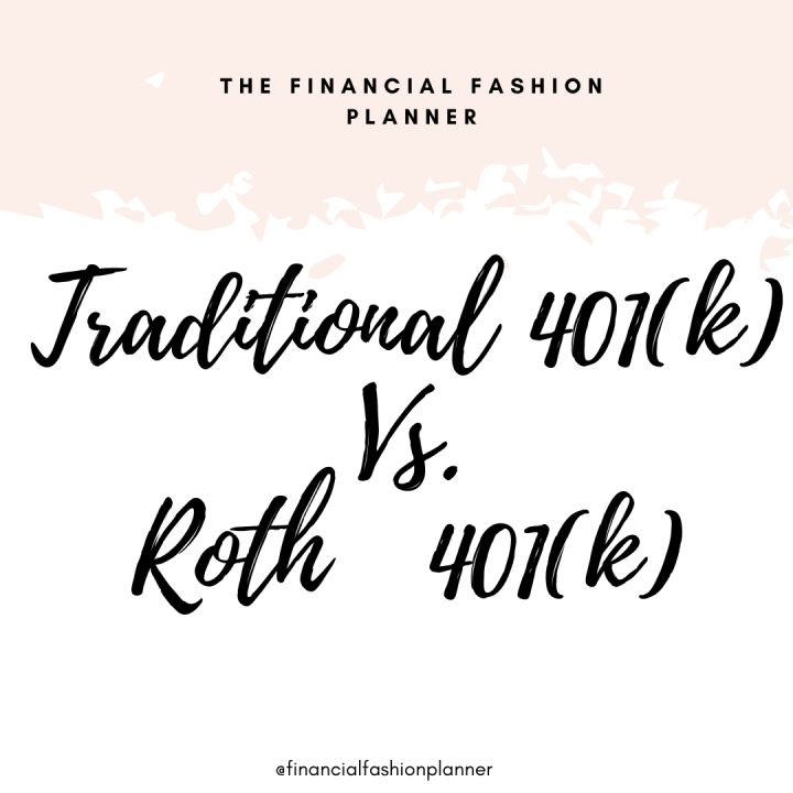Traditional 401(k) or Roth 401(k)?