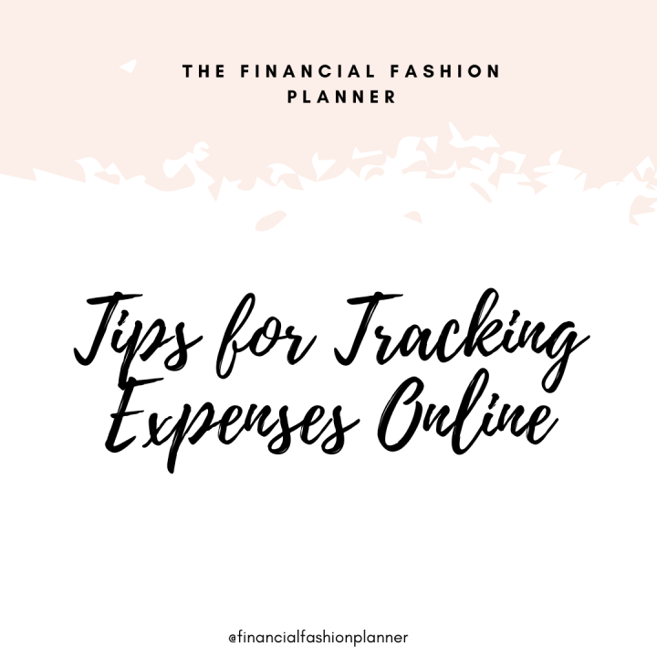 Tips for Tracking Expenses Online