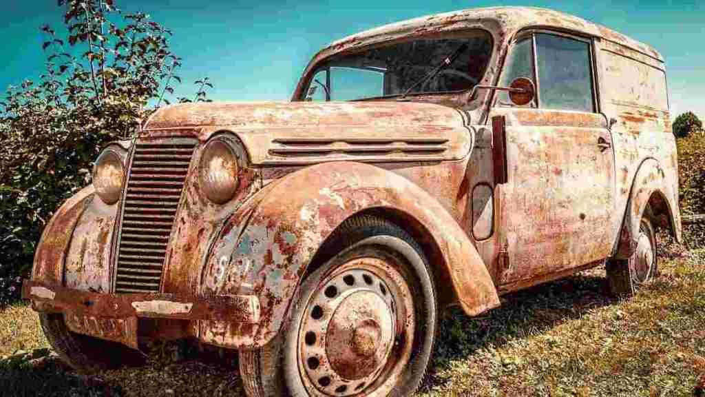 old unreliable car-compressed