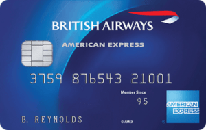 BA American Express Rewards Card