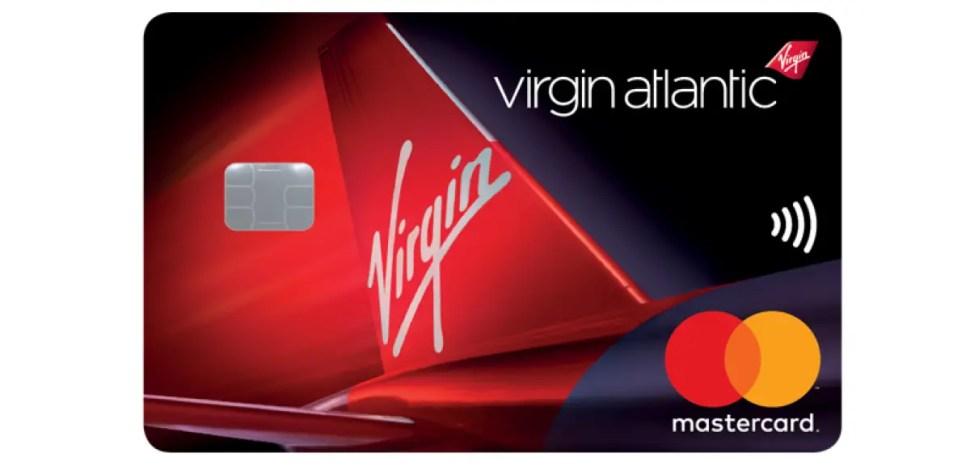 The Virgin Atlantic Rewards Credit Card