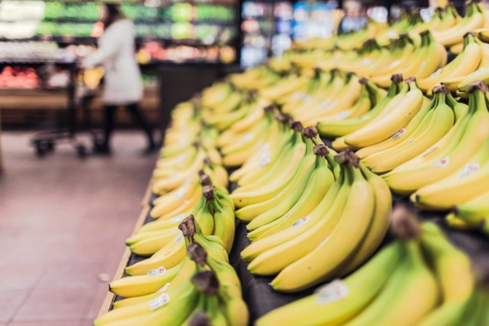 Bananas at the Supermarket