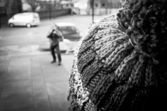 Matt's hat | Liverpool Photo Walk 2015