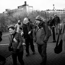 A herd of photogs | Liverpool Photo Walk 2015