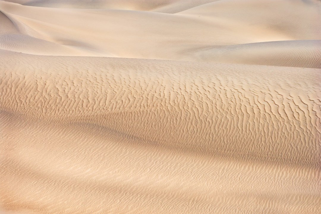 Death Valley Dune Abstract #2