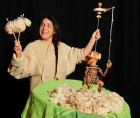 Rumpelstiltskin at Norwich Puppet Theatre