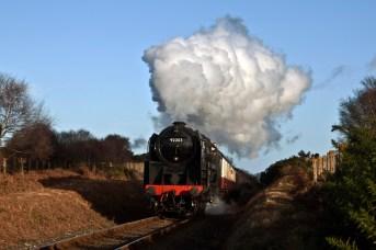 North Norfolk Railway 1