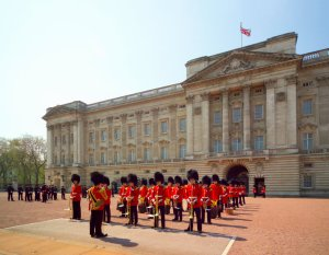 Buckingham Palace CREDIT British Tourist Authority