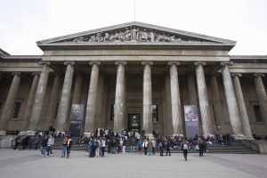 The British Museum, London, England-VB25753282