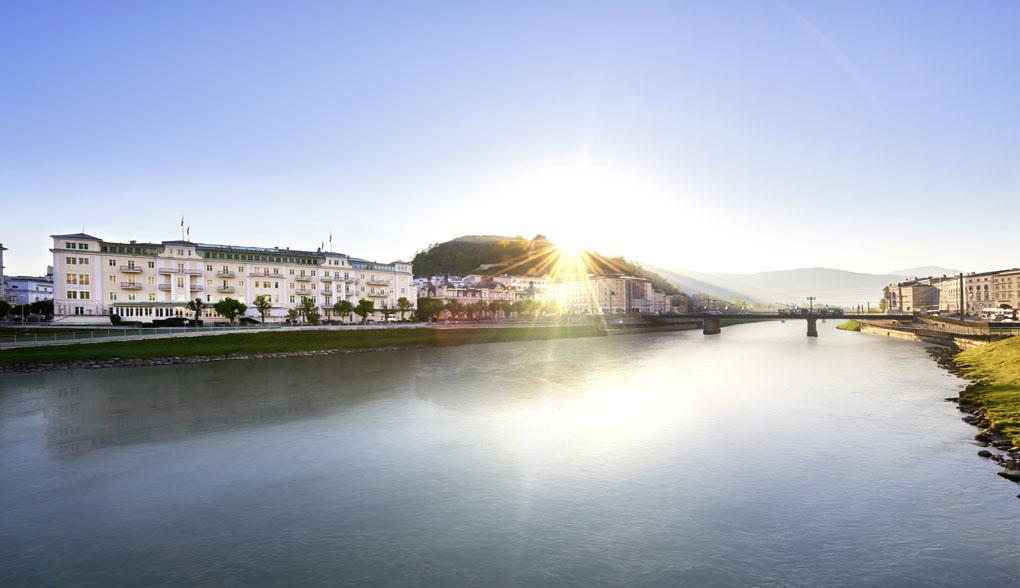 The Hotel Sacher Salzburg