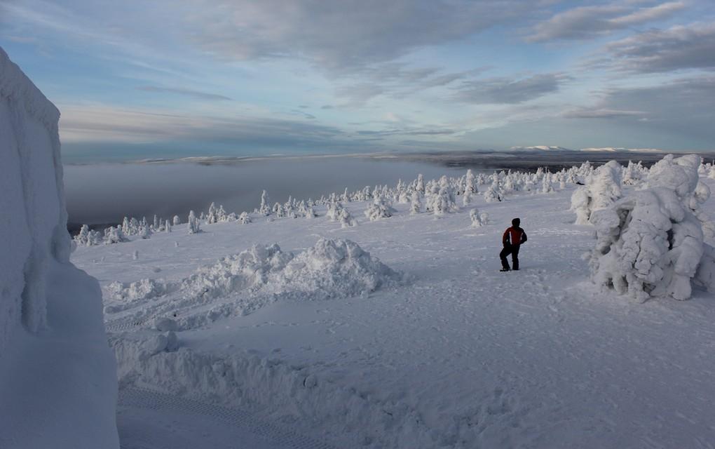 Finland, Intrepid Travel, Levi