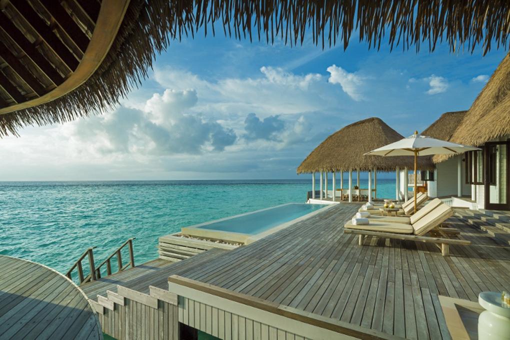 COMO Maalifushi, Maldives, fly fishing, Indian Ocean