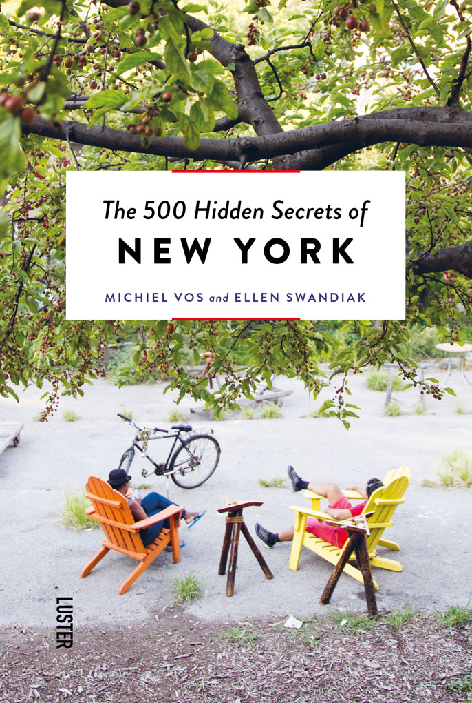 New York, secrets, local