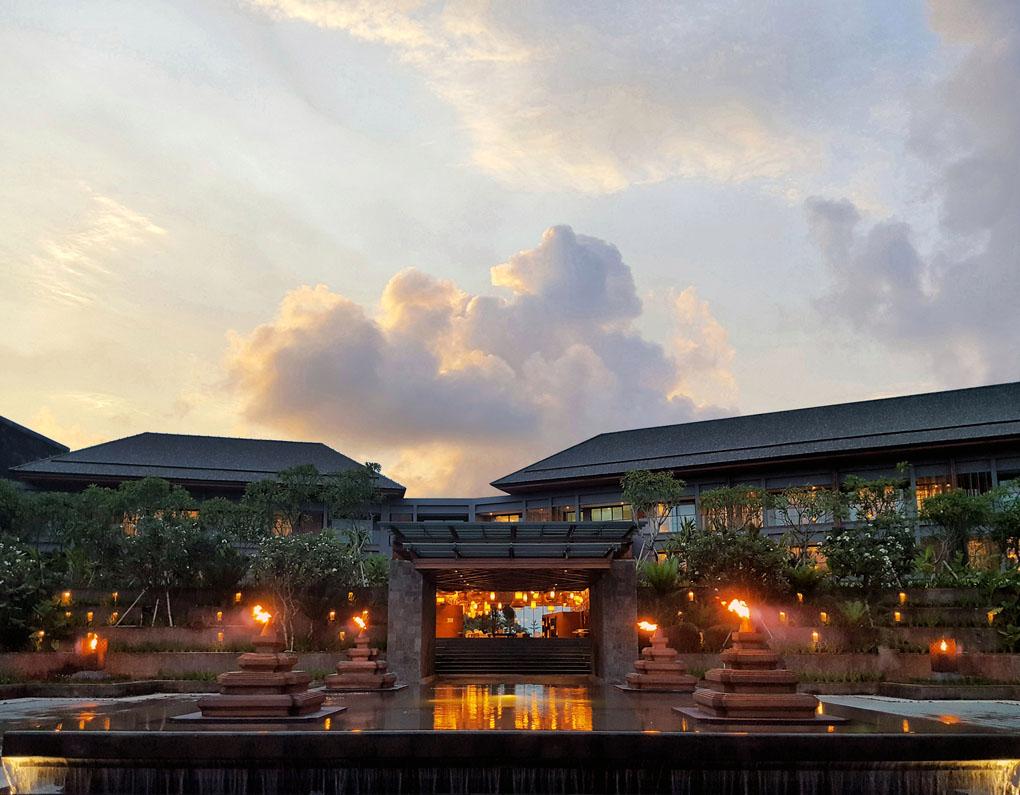 Hotel Indigo, Bali, luxury hotel Bali