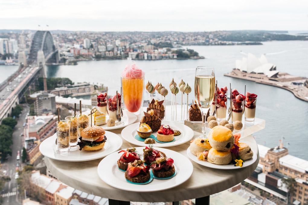 Blu Bar, Anna Polyviou, Shangri-La Sydney