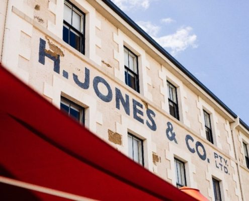 Henry Jones Art Hotel, Hobart