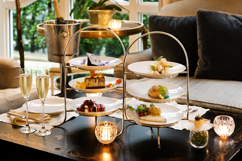 Peninsula Beverly Hills, Love Beverly Hills, afternoon tea, luxury hotel