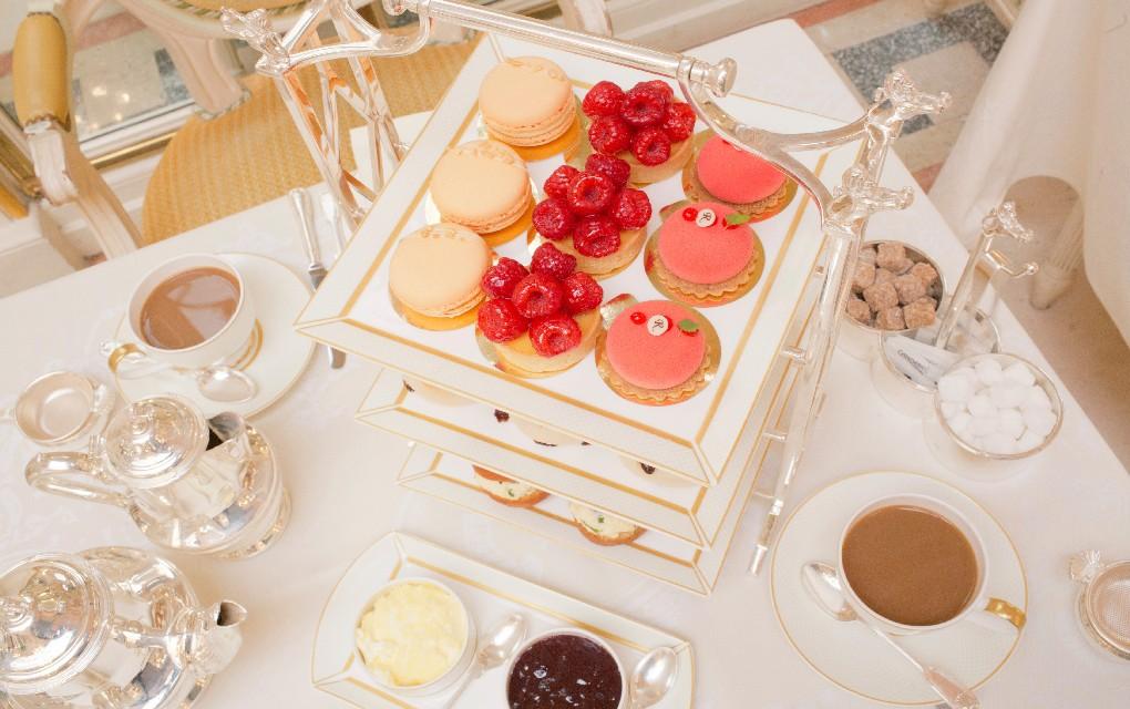 The Ritz London, afternoon tea, London luxury, luxury hotel in London
