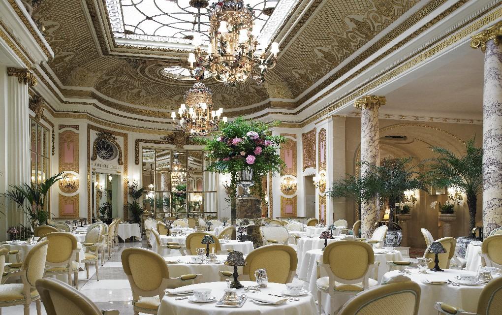 The Ritz Restaurant, The Ritz London, London luxury, luxury hotel in London