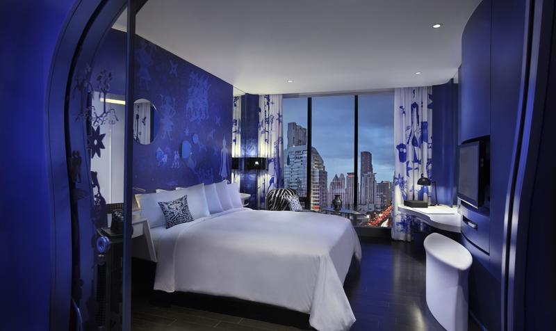 Bangkok hotels, So Sofitel Bangkok, AccorHotels, Thailand