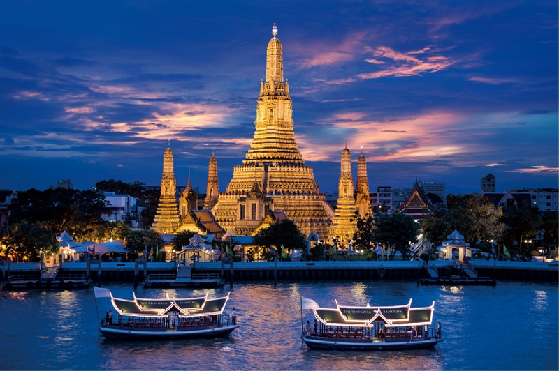 bangkok hotels, luxury hotels, Thailand, peninsula hotel Bangkok, Peninsula hotels