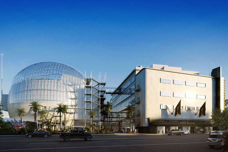 Academy Museum, Beverly Hills, Renzo Piano, Oscars, Love Beverly Hills