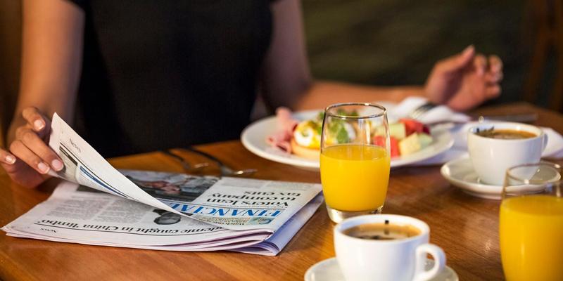 Crowne Plaza Melbourne, breakfast, Melbourne, Yarra River