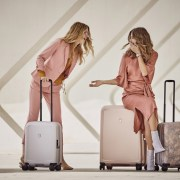 Victorinox, luggage, colour story capsule collection, travel with style