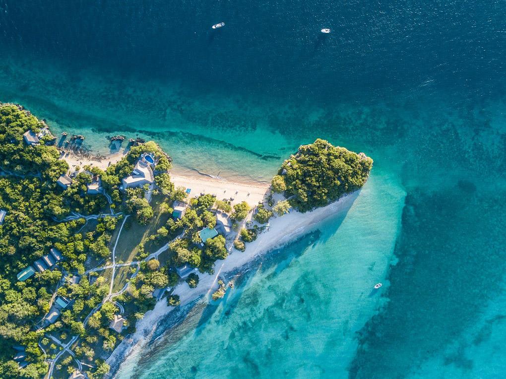 Mozambique, luxury island resort, Azura Retreats, Africa