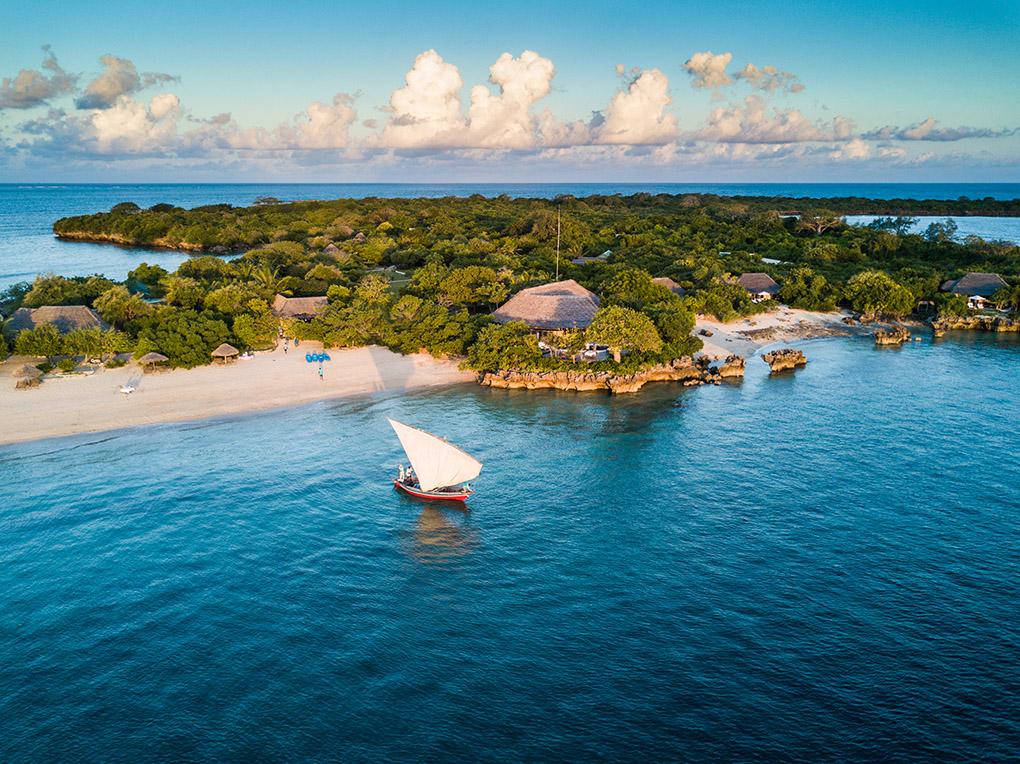 Mozambique, Africa, Azura Retreats, luxury island