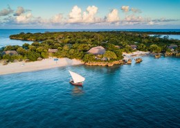 Mozambique, Africa, Azura Retreats, luxury island