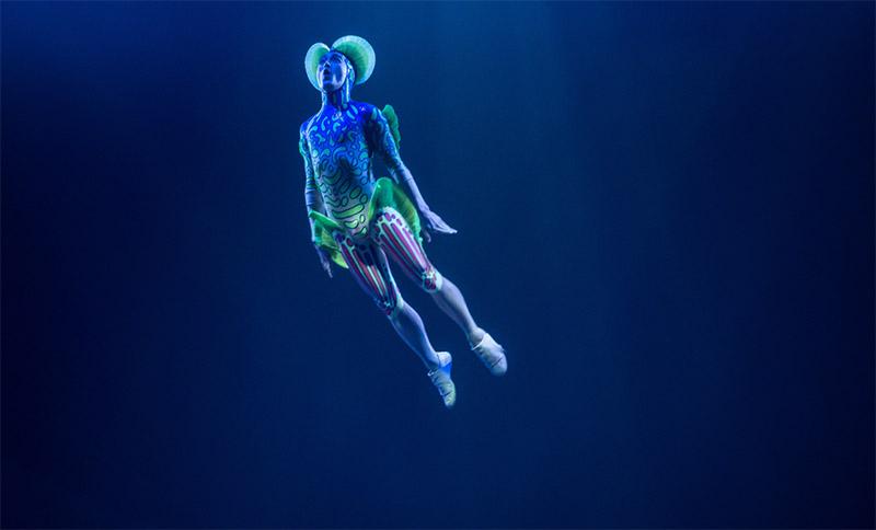 Acronet, Cirque du Soleil, Kurios, Sydney