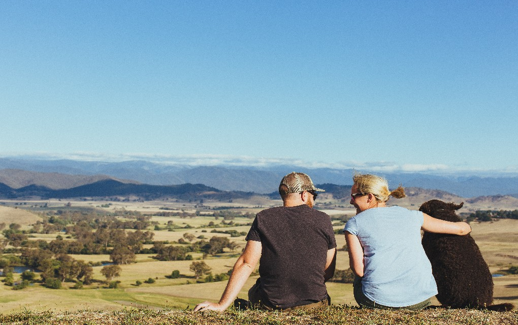 Corryong, Victoria, high country