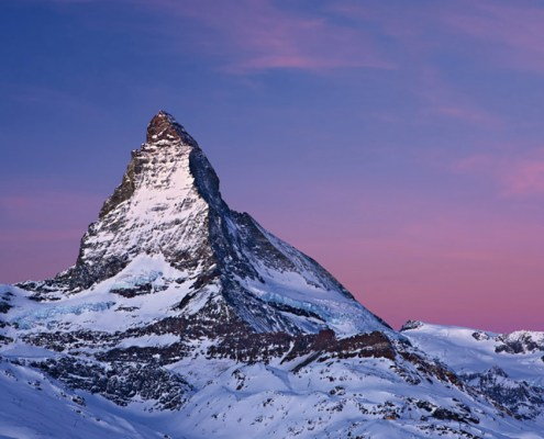 Matterhorn, Switzerland, Zermatt