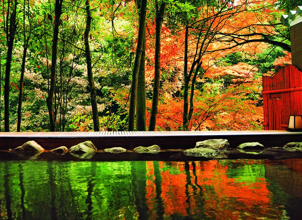 Ishikaya, Japan, autumn, Yamanaka onsen