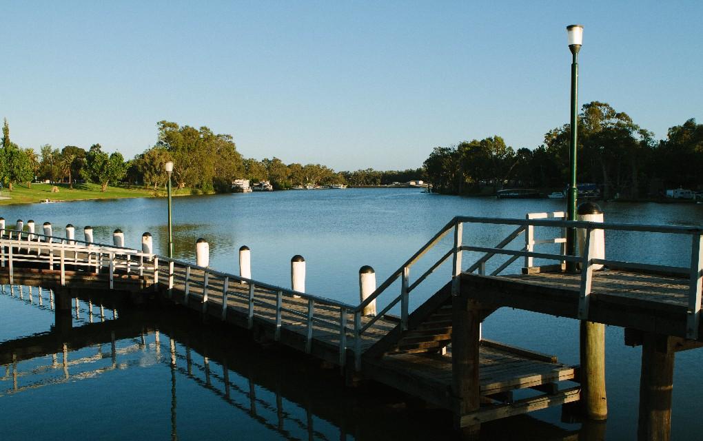Mildura, Murray River, Victoria