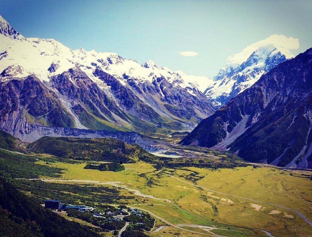 The Hermitage, Aoraki Mt Cook, New Zealand