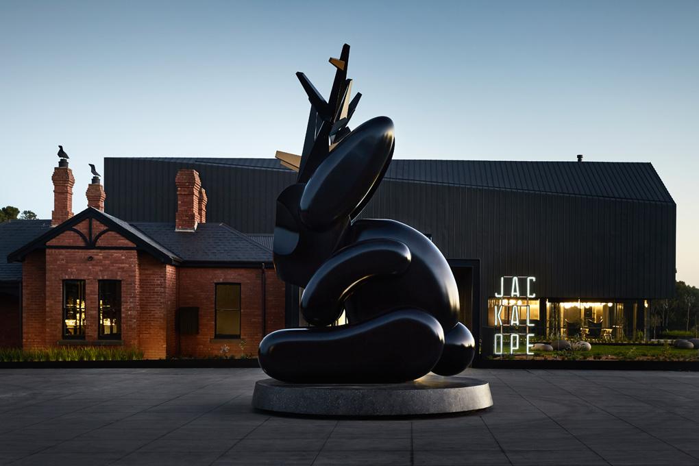Jackalope, Victoria, luxury hotel