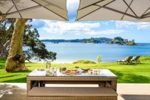 Helena Bay, New Zealand, luxury lodges