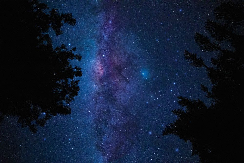 Dark Sky Sanctuary, New Zealand, Auckland