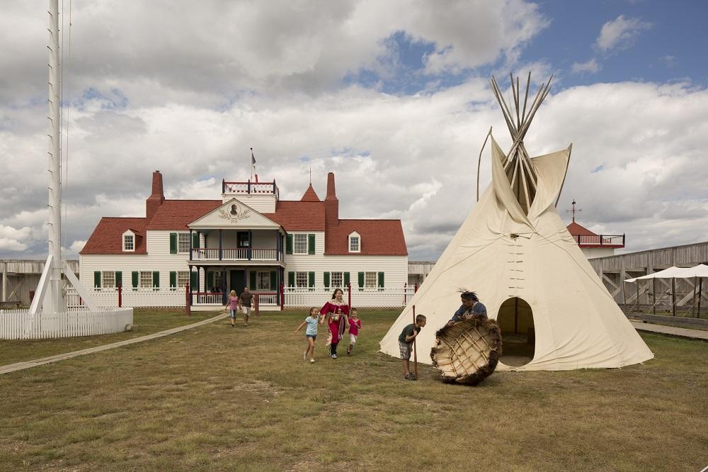 Fort Union, North Dakota