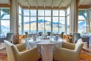 Matakauri Lodge, New Zealand, luxury golf resort