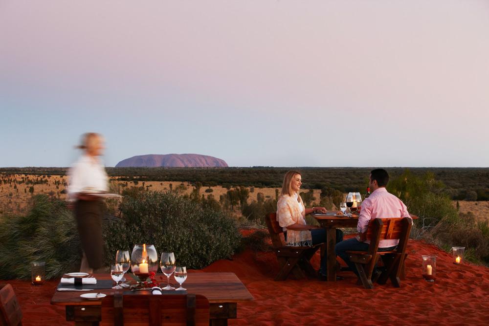 Sails in the Desert, Ayers Rock Resort, Uluru, Tali Wiru