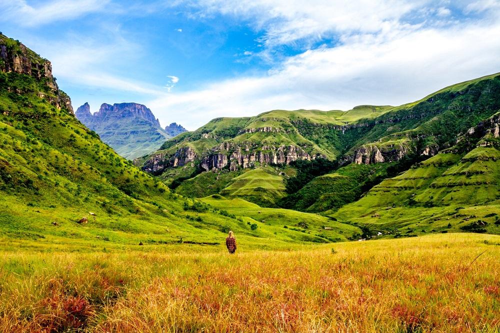 Drakensberg, Unsplash