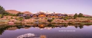 Blanket Bay, New Zealand, Glenorchy, luxury lodge
